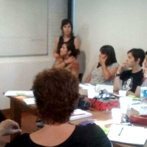 Estudio sobre mujeres migrantes