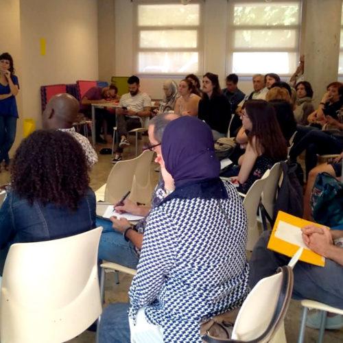 Estudio sobre personas migrantes y tejido asociativo